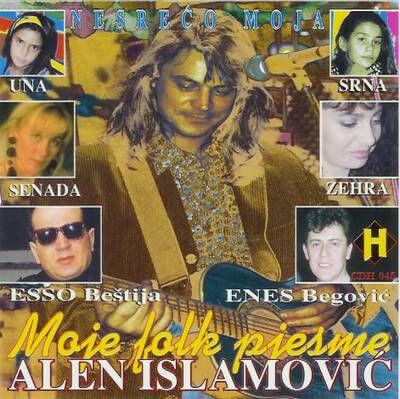 "<span class=""albumRole"">Izvođač:</span> Alen Islamović<br><br>"